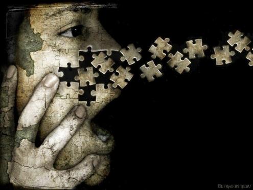 cruel lies & puzzlement