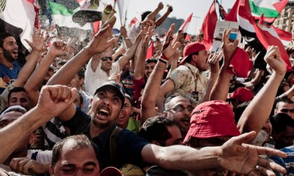 Mohaned Morsi of Muslim Brotherhood Egypt's President